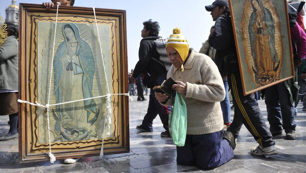 Día de la Virgen de Guadalupe (12 de Diciembre)