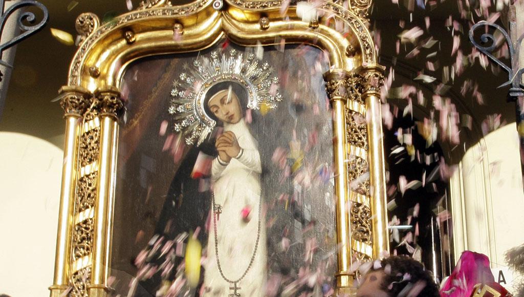 Virgen de la Paloma (15 de Agosto)