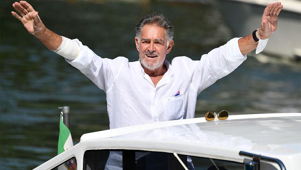 Fabio Testi cumple 80 años (2 de Agosto)