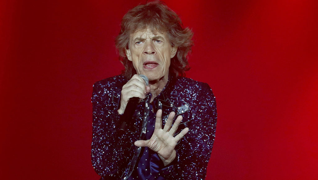 Mick Jagger cumple 77 años (26 de Julio)