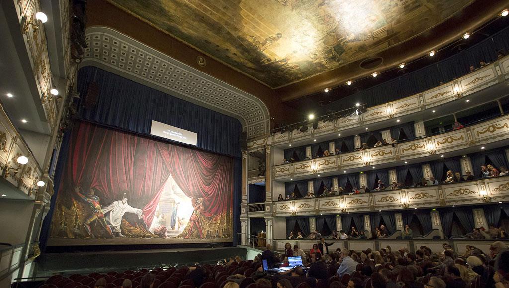 Día Mundial del Teatro (27 de Marzo)