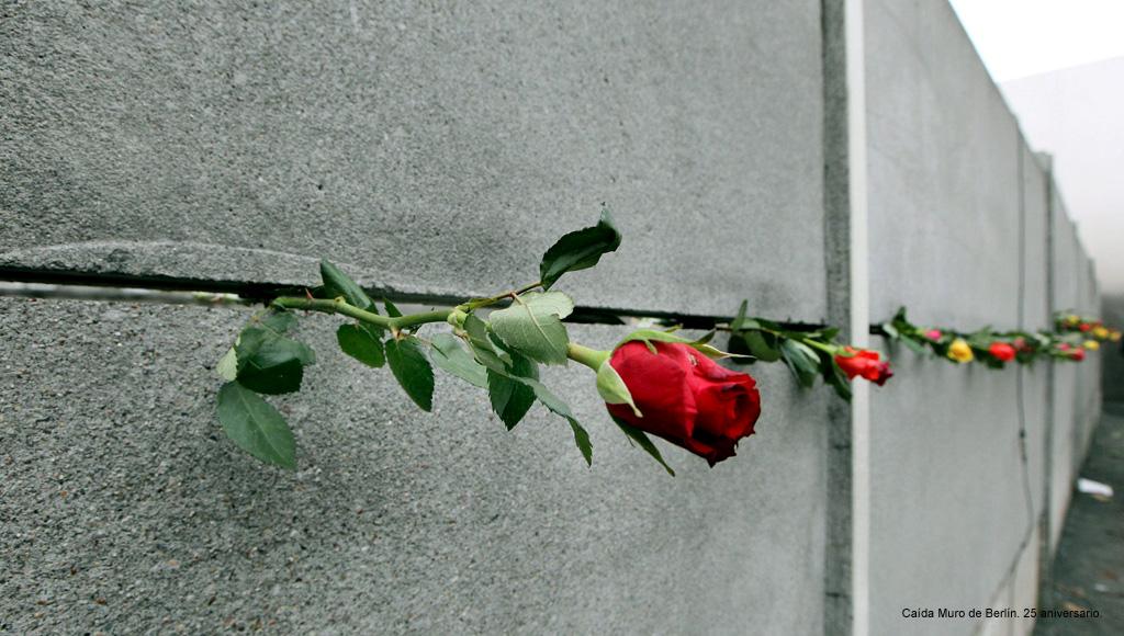 Aniversario caída Muro Berlín