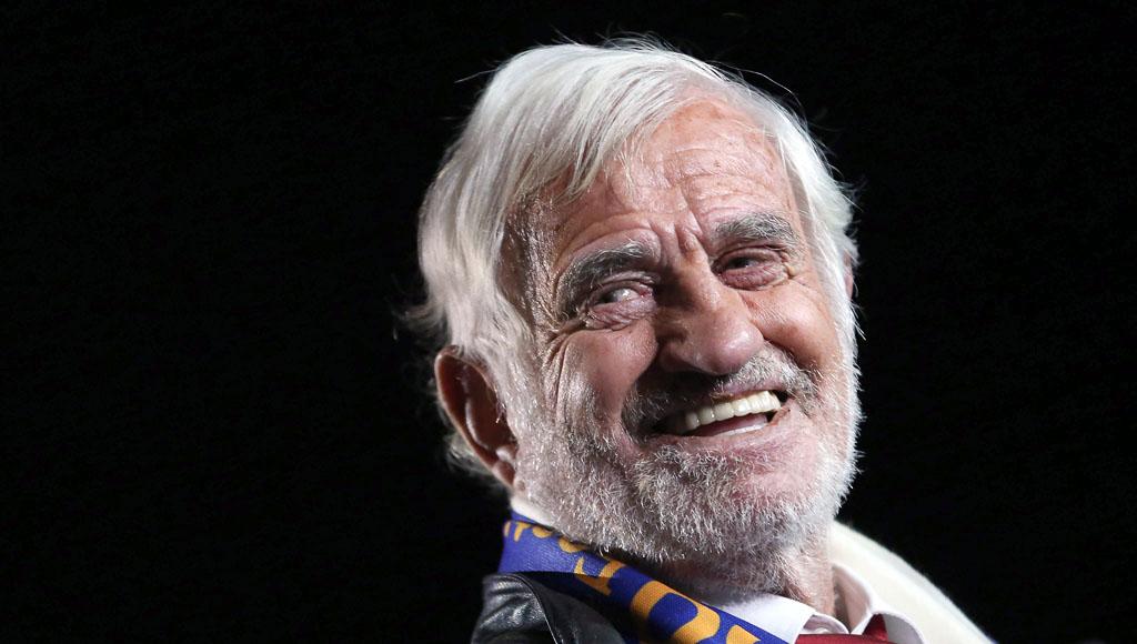 88 cumpleaños de Jean-Paul Belmondo (9 de Abril)