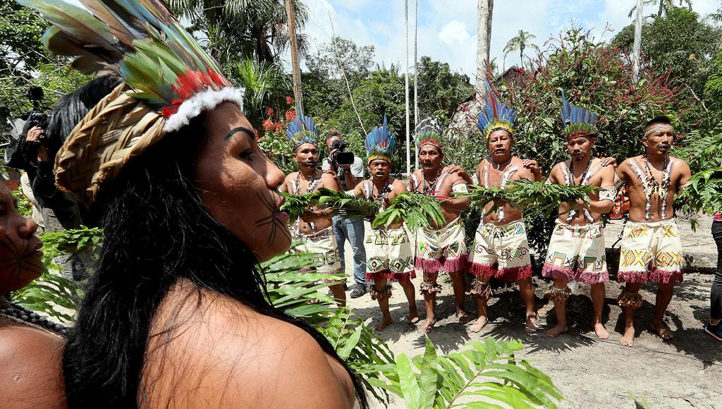 Día Internacional de los Pueblos Indígenas (9 de Agosto)