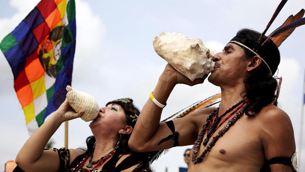Día Internacional Pueblos Indígenas