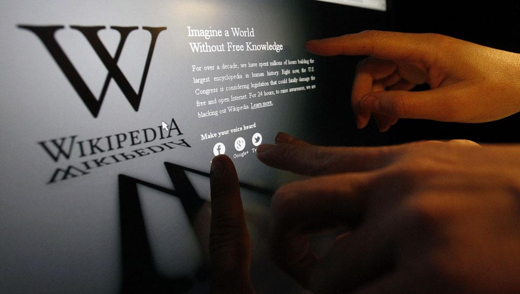 Día Wikipedia (15 de Enero)