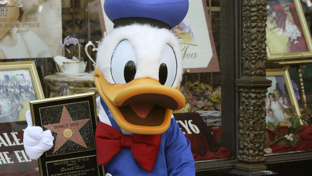 Día del Pato Donald (9 de Junio)