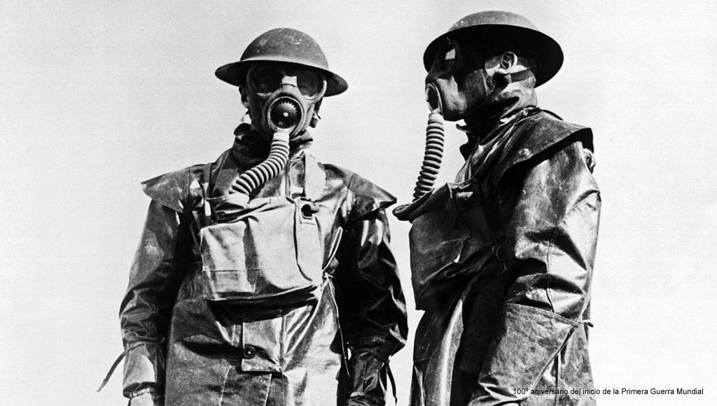 100º aniversario del inicio de la Primera Guerra Mundial