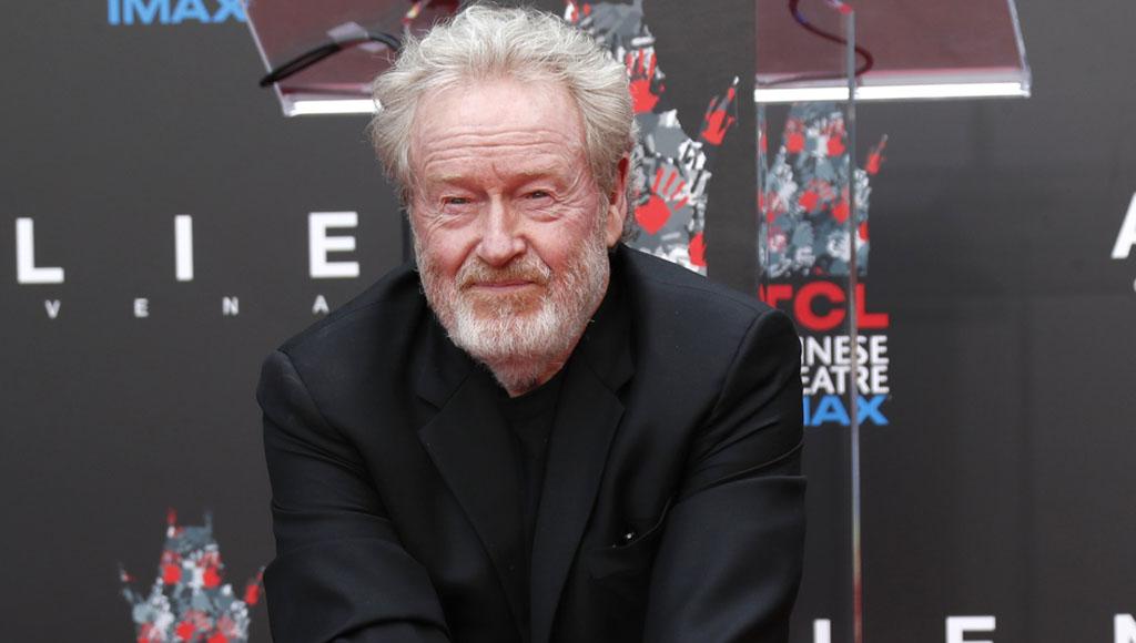 83 cumpleaños del cineasta Ridley Scott (30 de Noviembre)