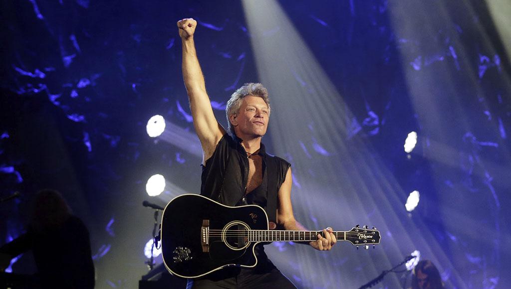 Jon Bon Jovi cumple 55 años (2 de marzo)