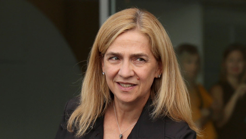 54 cumpleaños infanta Cristina de Borbón (13 de Junio)