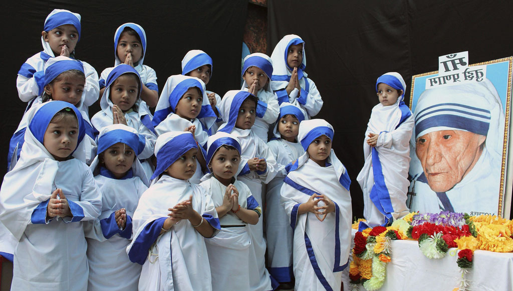 Día de Santa Teresa de Calcuta