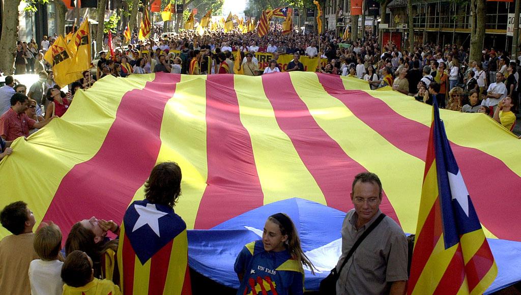 Diada de Cataluña (11 de septiembre)