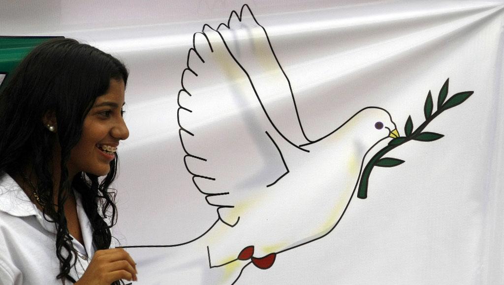 Día Internacional de la Paz (21 de Septiembre)