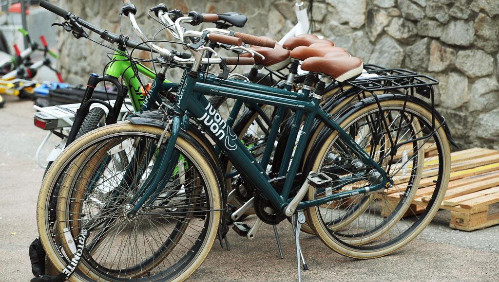 Día Mundial de la Bicicleta (19 de abril)