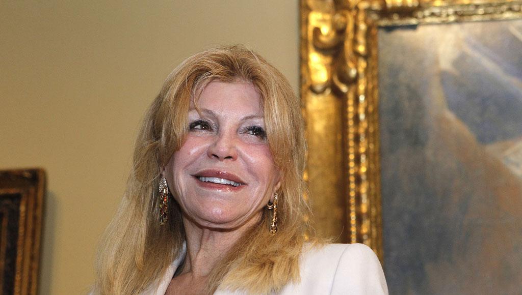 Tita Cervera cumple 75 años (23 de abril)