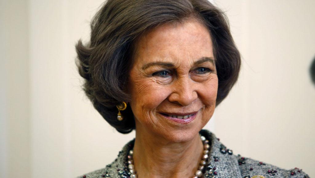 La Reina Sofía cumple 80 años (2 de Noviembre)