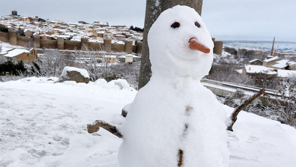 Día Mundial del Muñeco de Nieve (18 Enero)
