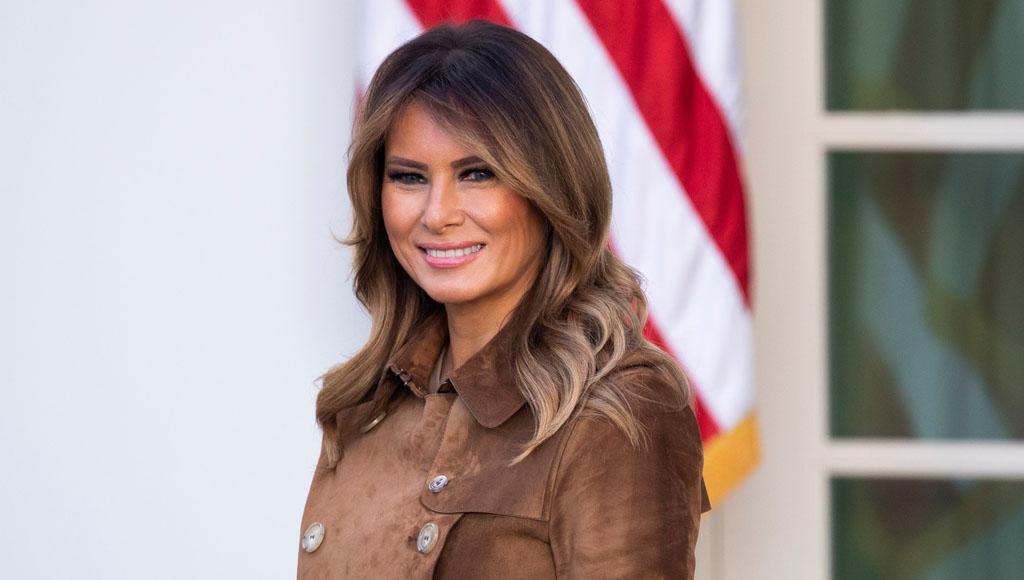 Melania Trump cumple 48 años (26 de abril)
