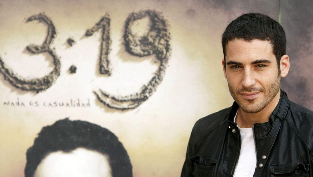 Miguel Ángel Silvestre cumple 37 años (9 de Abril)