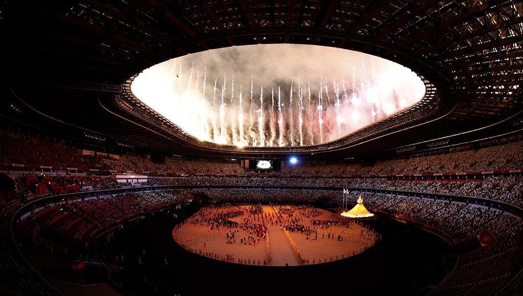 Ceremonia inaugural Juegos Tokyo 2020