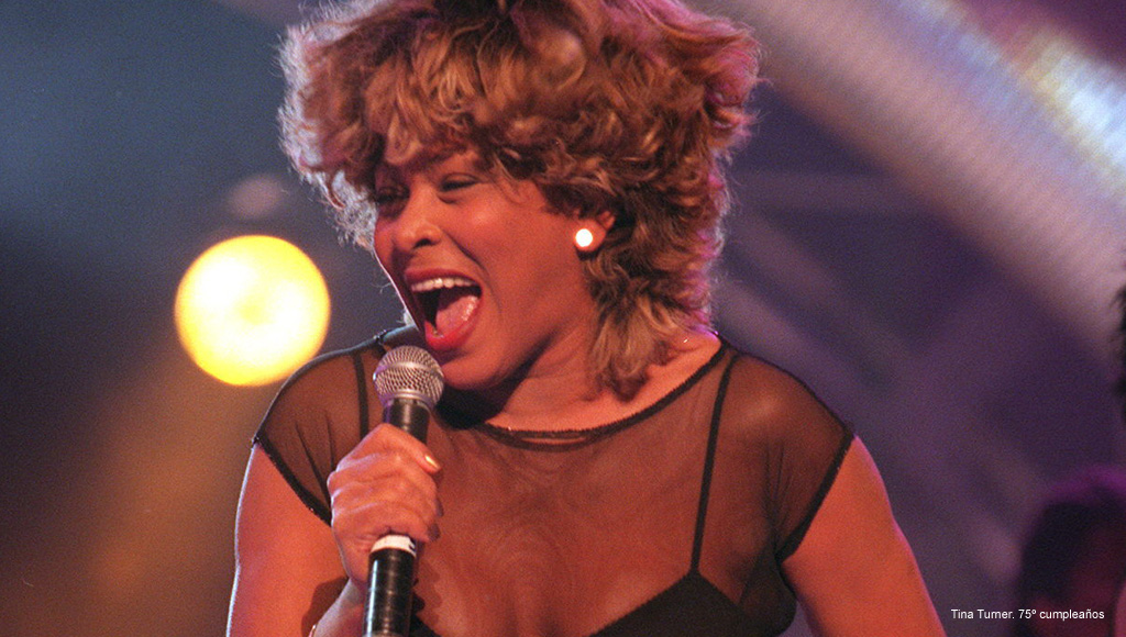 Cumpleaños Tina Turner