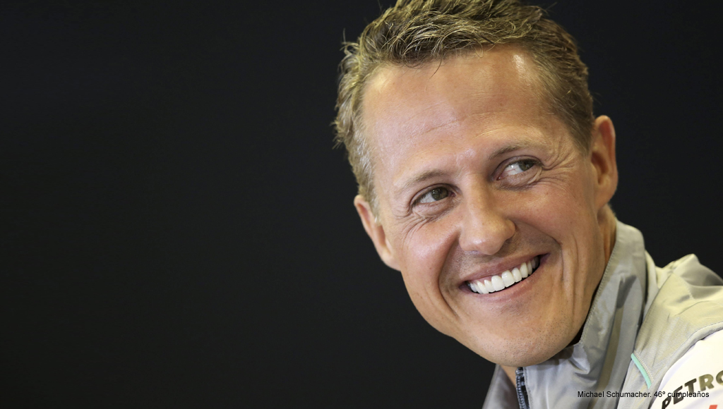 Cumpleaños Schumacher