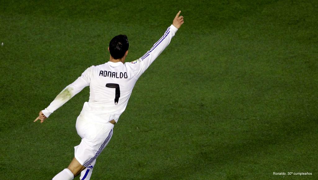 Cumpleaños Ronaldo