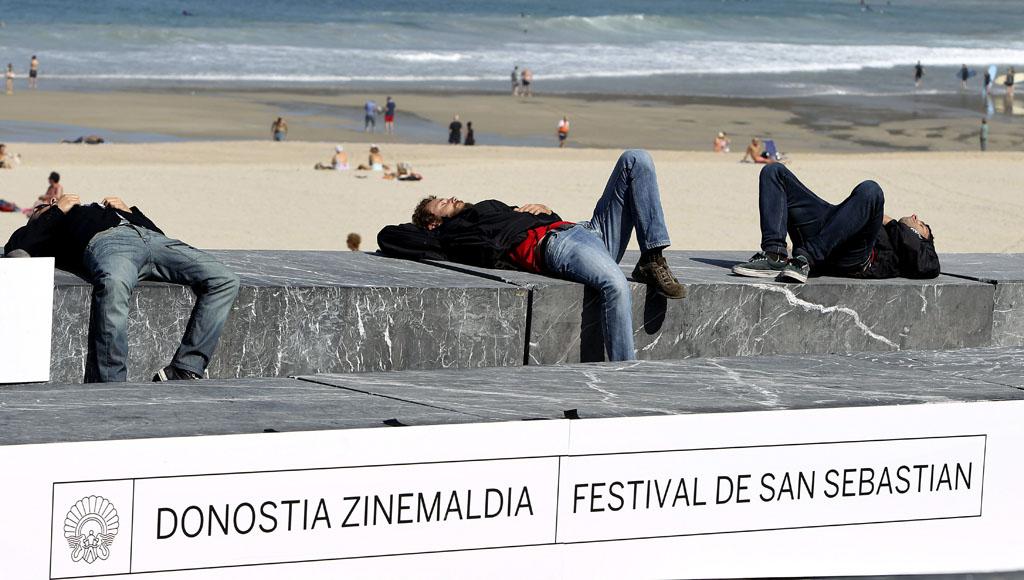 65º Festival Internacional de cine de San Sebastián