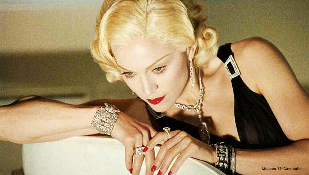 Cumpleaños Madonna