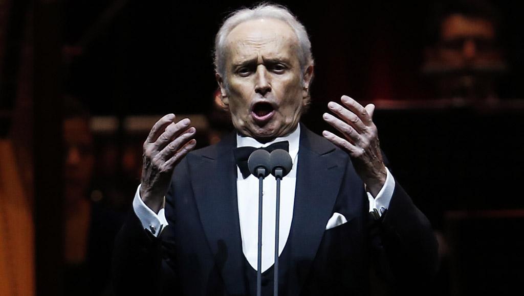 72 Cumpleaños del tenor José Carreras (5 de Diciembre)