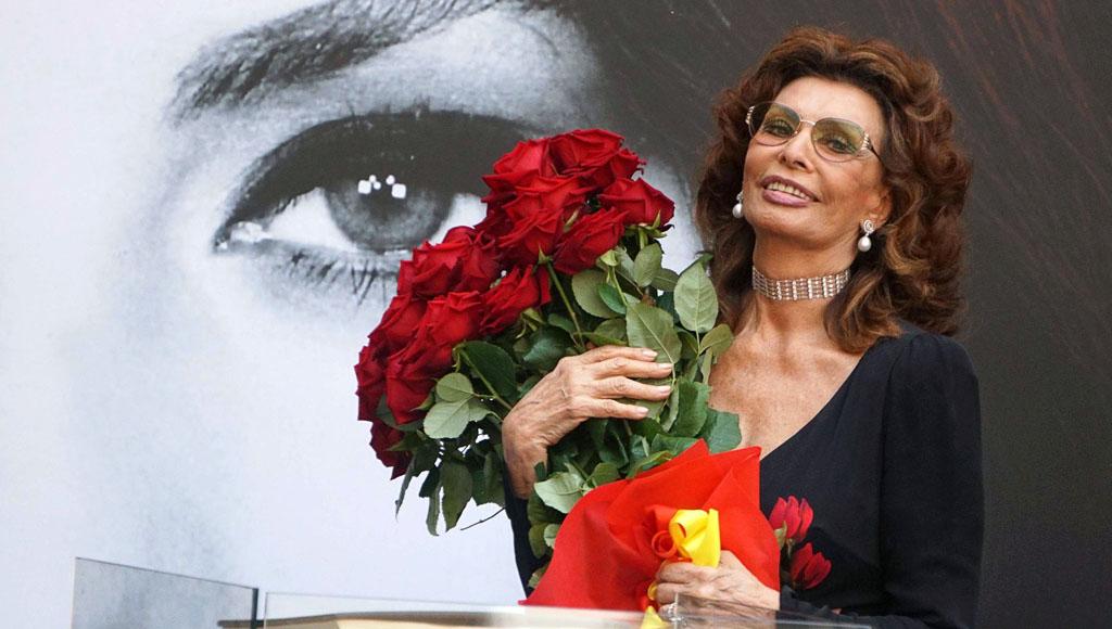 Sofía Loren cumple 86 años (20 de Septiembre)