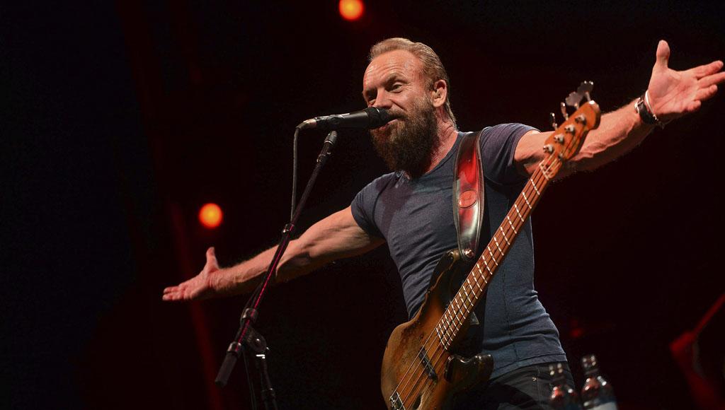 66 Cumpleaños del cantante Sting (2 de Octubre)