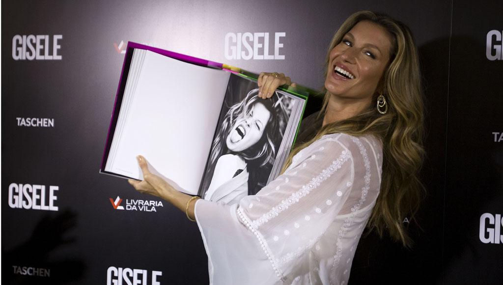 Gisele Bündchen cumple 38 años (20 de Julio)