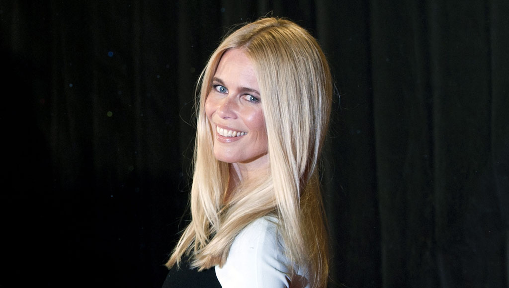 Claudia Schiffer cumple 48 años (25 de Agosto)