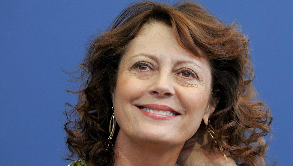71 cumpleaños de la actriz Susan Sarandon (4 de Octubre)