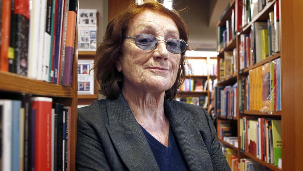 La escritora Rosa Regás cumple 85 años (11 de Noviembre)