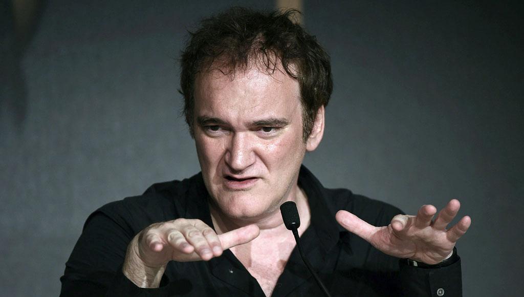 56 cumpleaños de Quentin Tarantino (27 de Marzo)