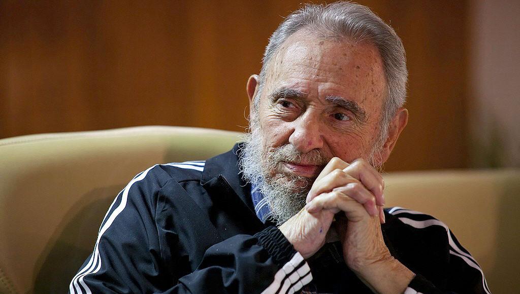 90 cumpleaños Fidel Castro