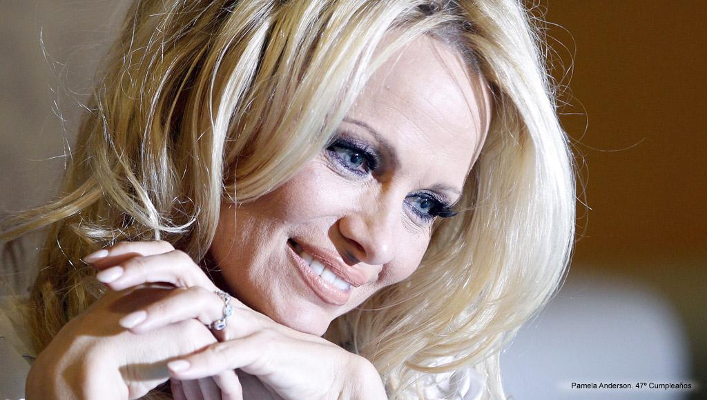 Cumpleaños Pamela Anderson