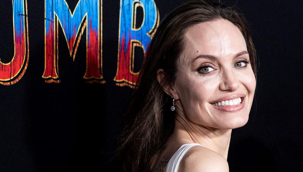 44 cumpleaños de Angelina Jolie (4 de Junio)