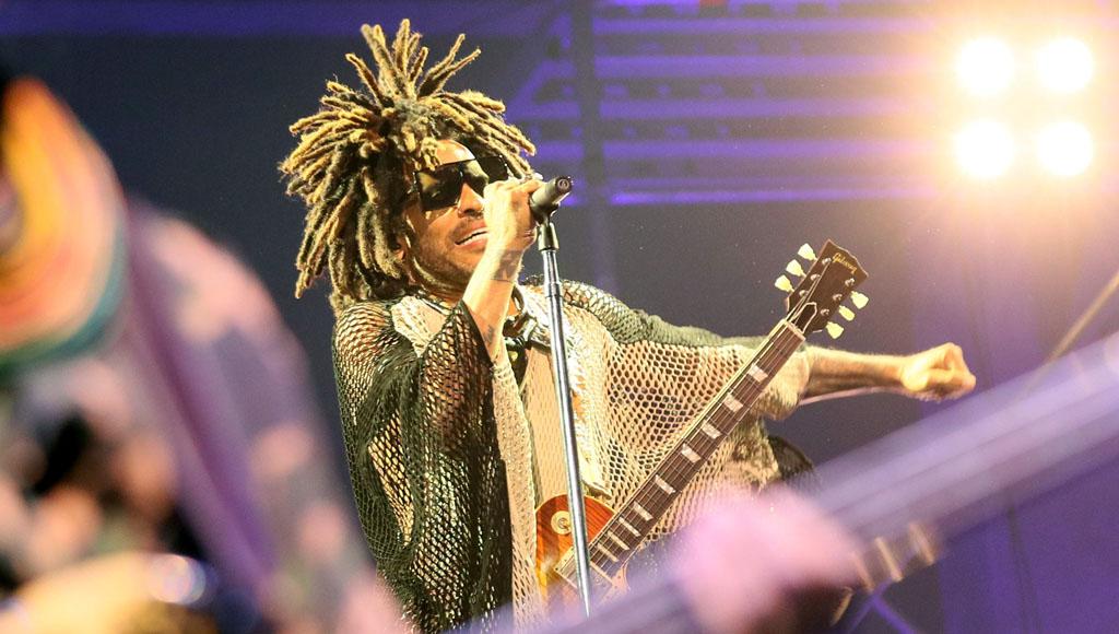 Lenny Kravitz cumple 57 años (26 de Mayo)