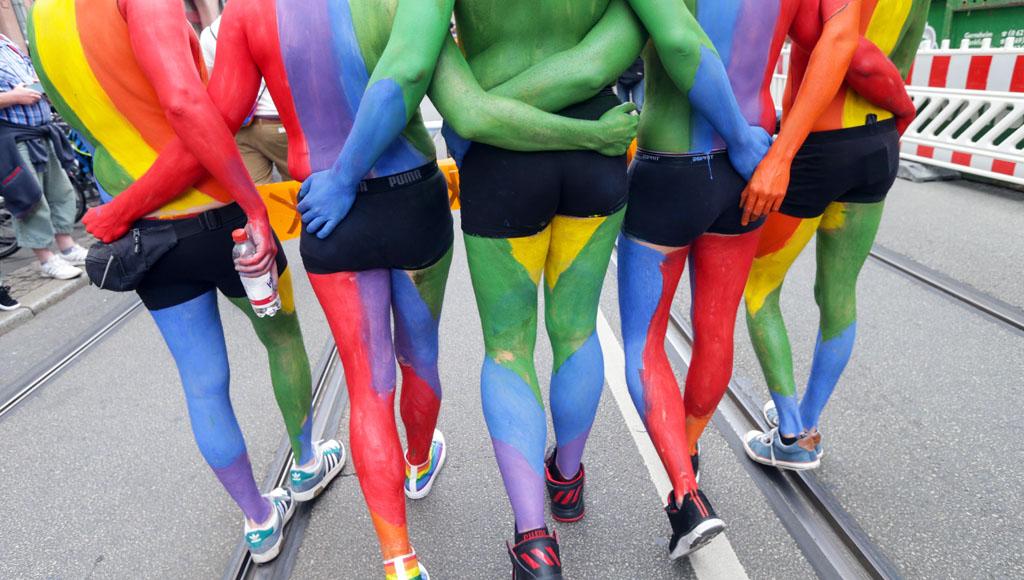 Día Internacional del Orgullo LGTB (28 de Junio)
