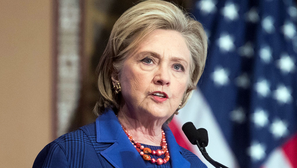 71 Cumpleaños de Hillary Clinton (26 de Octubre)