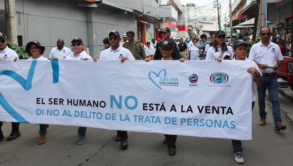 Día Mundial contra la Trata de Personas (30 de Julio)