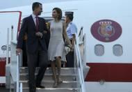 Reyes Felipe y Letizia: Viajes