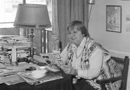 27-11-1998: Fallece Gloria Fuertes