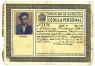 2-2-1944: Creación del primer DNI español