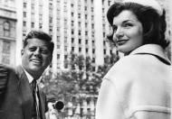 12-09-1953: Boda de Kennedy y Jacqueline