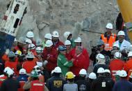 05-08-2010: Accidente minero en Copiapó (Chile)